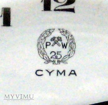 Zegarek kieszonkowy Cyma
