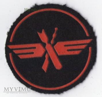 Oznaka specjalisty MW - mechanik uzbr. lotniczego