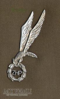 Odznaka skoczka spadochronowego ZHP