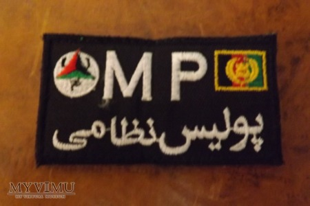 emblematy ANA i MP