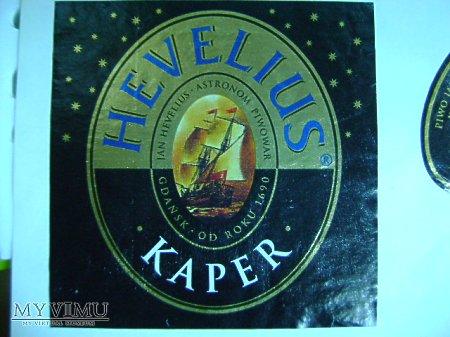 HEVELIUS KAPER