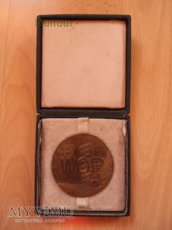 Medal pamiątkowy 40 lat Bieszczadzkiej Brygady WOP