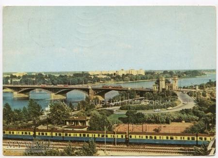 W-wa - III Most - Poniatowskiego - 1969