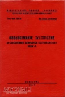 Obsługa techniczna BRDM-2. Instrukcja z 1977 r.