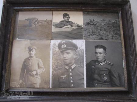 ramka ze zdjęciami Ojciec i Synowie