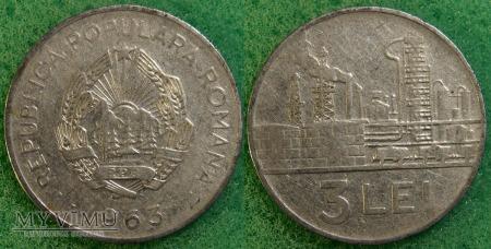 Rumunia, 3 Lei 1963
