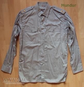 Uniform m/60 - koszula służbowa