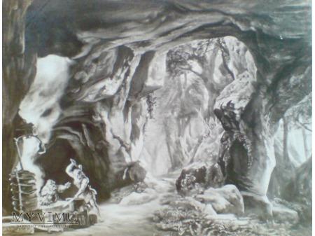 Richard Wagner Pierścień Nibelunga Mime Siegfried