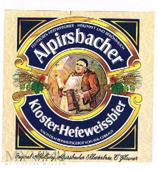 alpirsbacher kloster-hefeweissbier