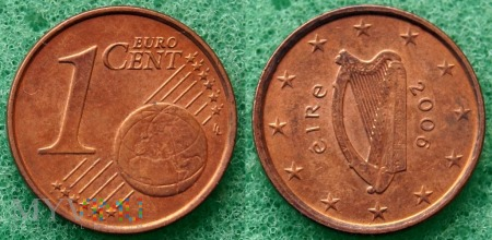 1 EURO CENT 2006