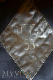 Czapka PKP - z 1 złotym galonem