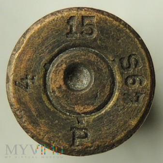 Łuska 7,92x57 15 S67 P 4