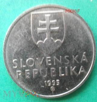 5 Koron Słowacja 1995
