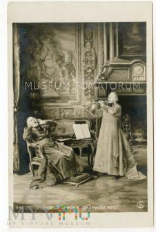 Weber - Fałszywa nuta - 1907