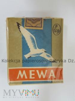 Papierosy MEWA 20 szt. 1969 r,