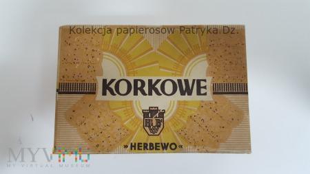 Zwijki / Gilzy KORKOWE Herbewo Nr 2