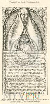 Pisarska Elżbieta z Giebułtowa