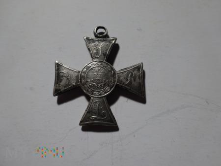 Order Virtuti Militari z 1831 roku .
