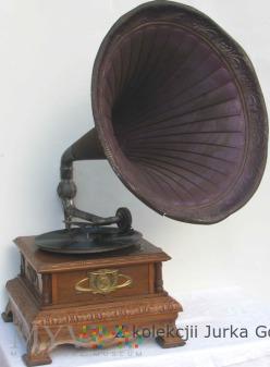 Gramofon Kawiarniany