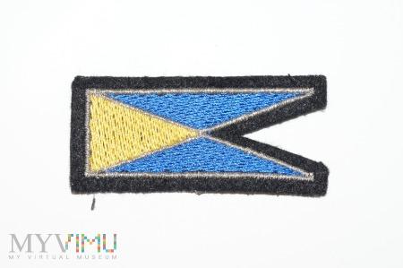 Duże zdjęcie Proporczyk 34 Brygady Kawalerii Pancernej haft (2)