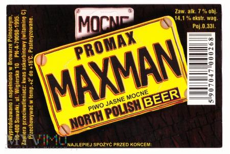 Maxman, Promax