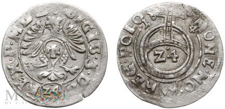 Duże zdjęcie Półtorak 1614 z Orłem Z4