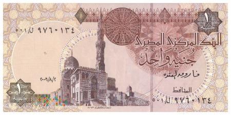 Egipt - 1 funt (2006)