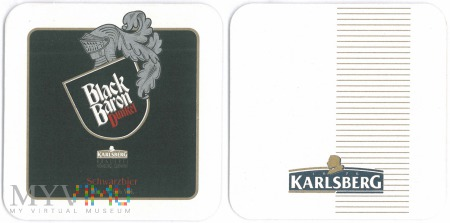 Karlsberg Black Born Dunkel