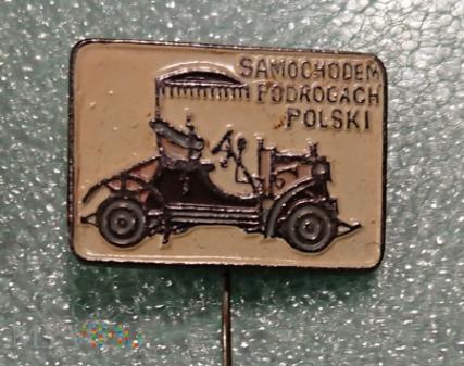 Przypinka - samochody