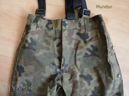 Spodnie ubrania ochronnego 128/MON SUMMIT