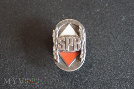 Duże zdjęcie Odznaka Szkoły Podchorążych Rezerwy
