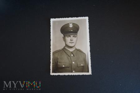 Na pamiątkę z wojska 1958 r.