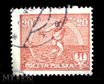 Poczta Polska PL 163-1922