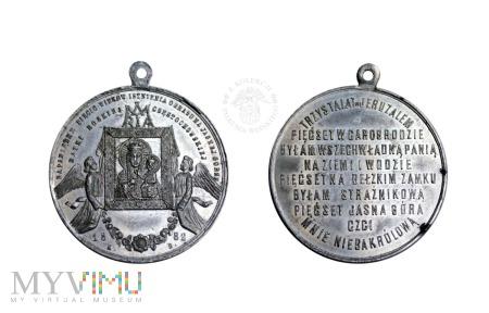 Medalik 500-lecia obrazu MB na Jasnej Górze_II wz