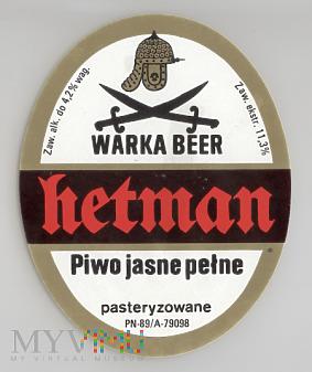 Warka, Hetman