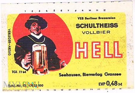 schultheiss vollbier hell