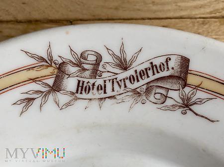 Talerz Hotel Tyrolerhof, Bad Altheide