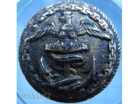 Duże zdjęcie Guzik Królewskiej Pruskiej Marynarki Wojennej