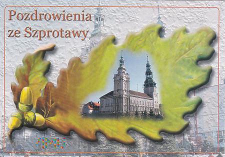 Szprotawa - Pozdrowienia ze Szprotawy