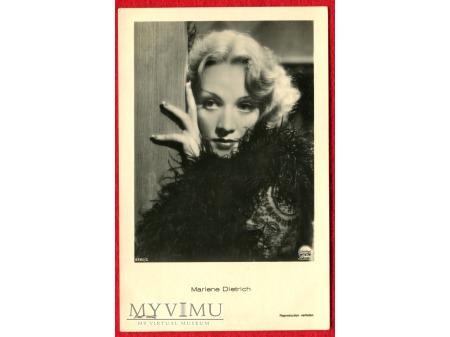 Marlene Dietrich Verlag ROSS 6380/2
