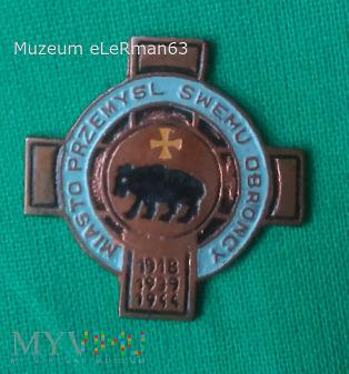 Miasto Przemyśl Swemu Obrońcy 1918 1939 1944