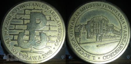 065. 61 rocznica Powstania Warszawskiego