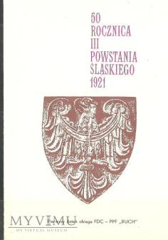 III Powstanie Śląskie.