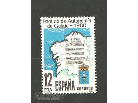 Hiszpańska Galicja.