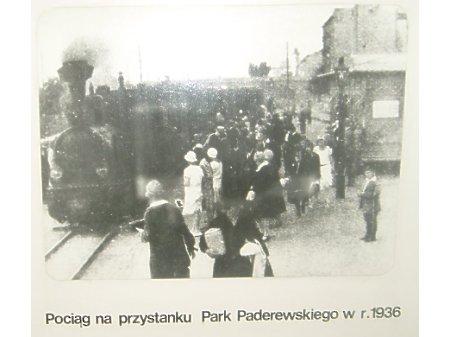 Duże zdjęcie Park Paderewskiego