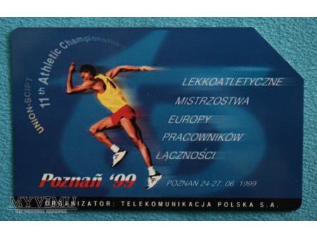 Lekkoatletyczne Mistrzostwa Europy Pracowników...