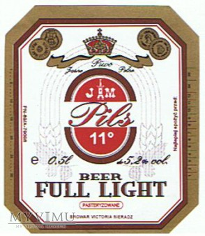 pils full light beer