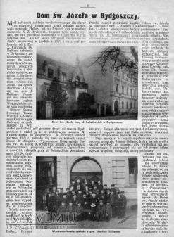 """""""Przewodnik Katolicki"""" z 1923"""