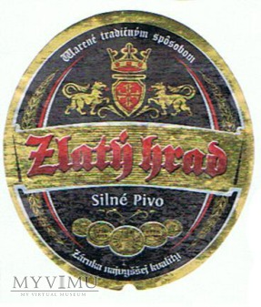 zlaty hrad strong beer