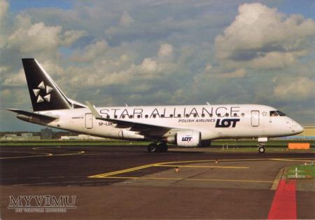 Embraer EMB-170LR, SP-LDK